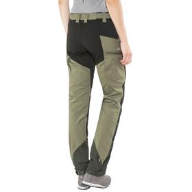Lundhags Makke Pants Women Short Forest Green